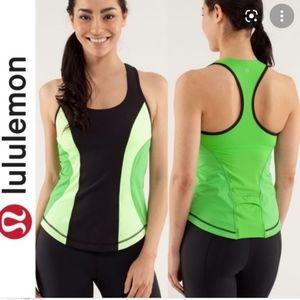 Lululemon Cardio Kick Tank Top